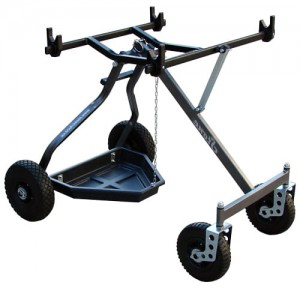 Stone Kart trolley Team